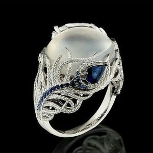 Jewelry - BLUE PEACOCK
